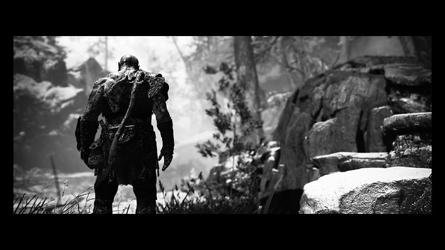 God of War: Photo Mode