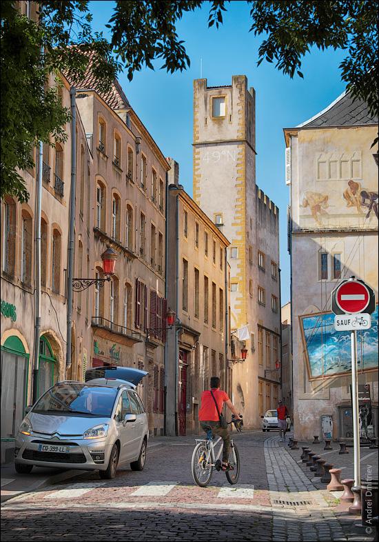 Мец, Франция