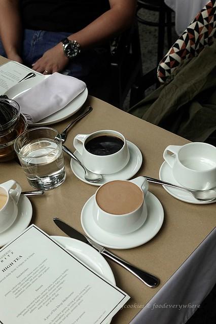 4.Afternoon Tea @ Fritz Brasserie (Ground Floor, Wolo Hotel)