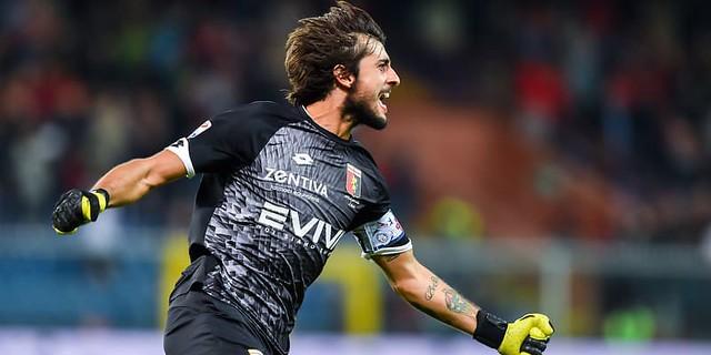 Kalau Ada Peluang,Mattia Perin Mau Ke Tempat Juventus