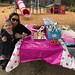 Ruby's third birthday picnic