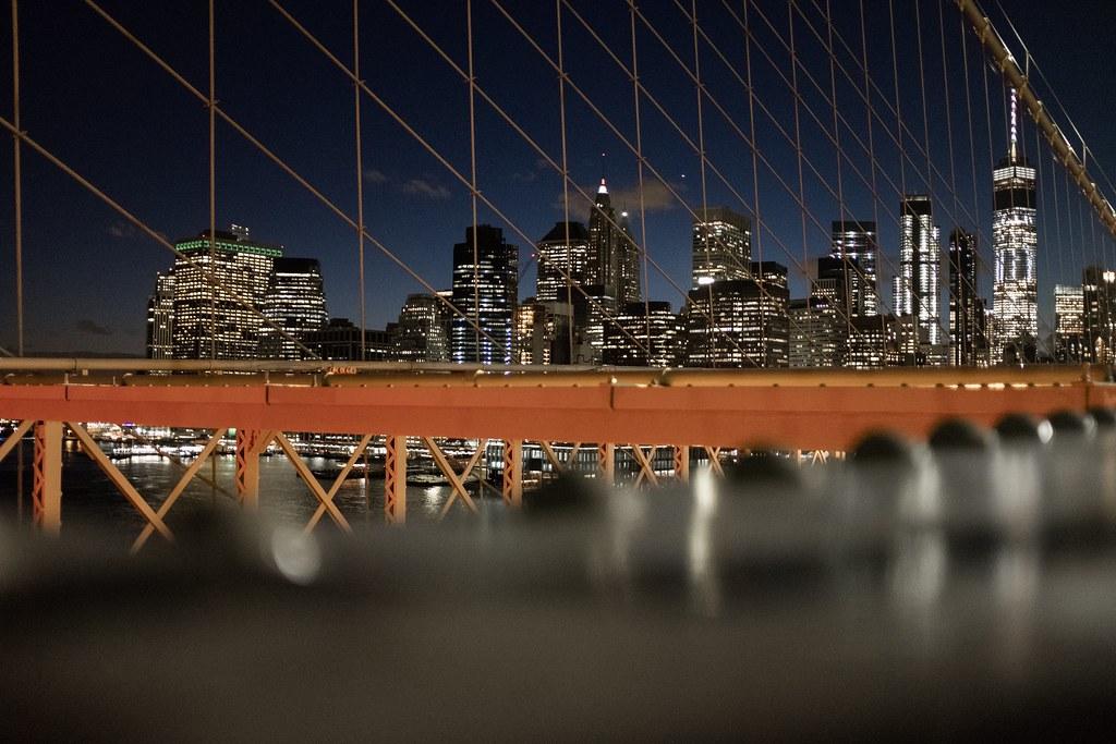 reflexions sur le brooklin bridge  39865684430_5efd443c3b_b