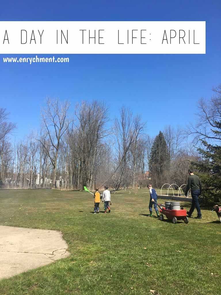 A Day In The Life LinkUp - share your DITL post with us!!