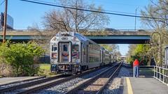 MARC Commuter Rail Bombardier MARC IV Coaches