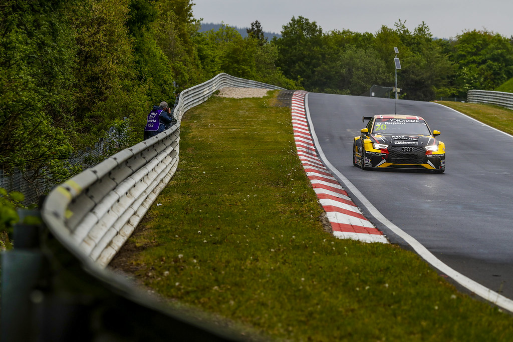 20 DUPONT Denis (BEL), Comtoyou Racing, Audi RS3 LMS, action during the 2018 FIA WTCR World Touring Car cup of Nurburgring, Germany from May 10 to 12 - Photo Florent Gooden / DPPI