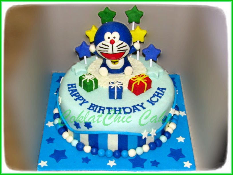 Cake Doraemon ICHA 20 cm