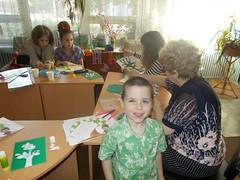 Майсер-клас «Поезія родинного оберегу». 10.05.18. ім. Ю. Збанацького