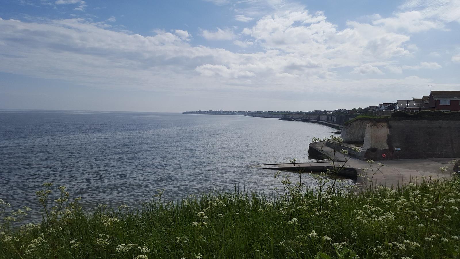Birchington to Herne Bay walk