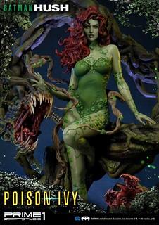 Prime 1 Studio《蝙蝠俠:寂靜》毒藤女 バットマン:ハッシュ  ポイズン・アイビー MMDCBH-03EX 1/3 比例全身雕像作品