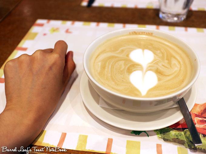 歐舒丹咖啡 L'OCCITANE Cafe (8)