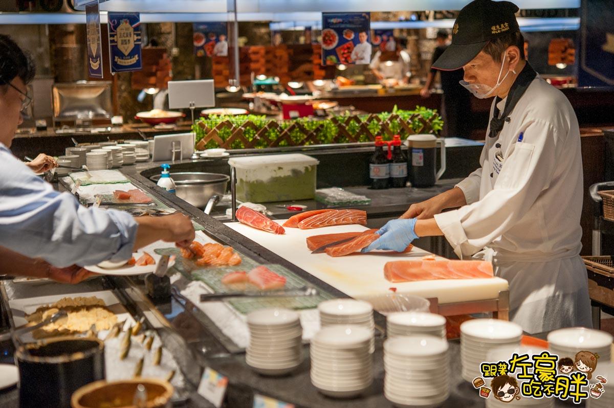 漢神巨蛋海港餐廳吃到飽-38