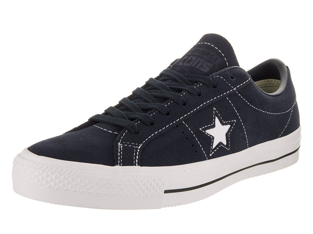 Details about Converse ObsidianWhite One Star Pro Ox Skate Shoes