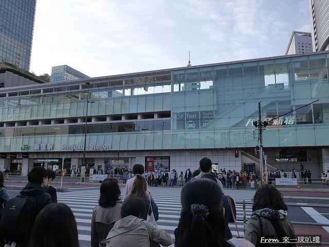 新宿高速巴士06