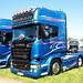 Hoban Scania R730 PO15TMU Peterborough Truckfest 2018