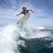 wakesurfing l