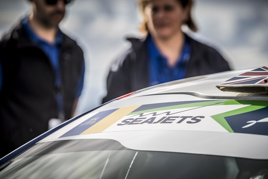 SEAJETS  during the 2018 European Rally Championship ERC Rally Islas Canarias, El Corte Inglés,  from May 3 to 5, at Las Palmas, Spain - Photo Gregory Lenormand / DPPI
