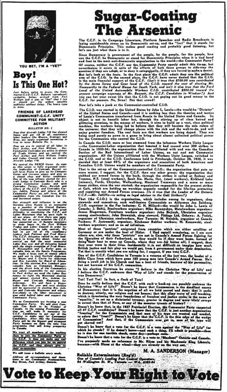 gm 1943-07-29 sanderson anti-ccf ad