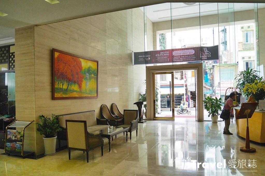 越南孟清河内中心酒店 (7)
