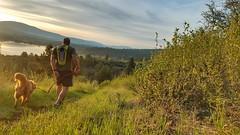 Hiking the Ridge View Trail