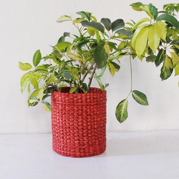 Planter basket from Zufolo