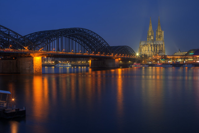 lights of rhine