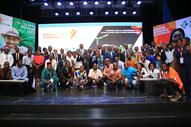 African Youth Agripreneur Forum and Agripitch 2018