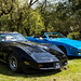 Kersey Mill, Drive It Day-Corvette and TVR