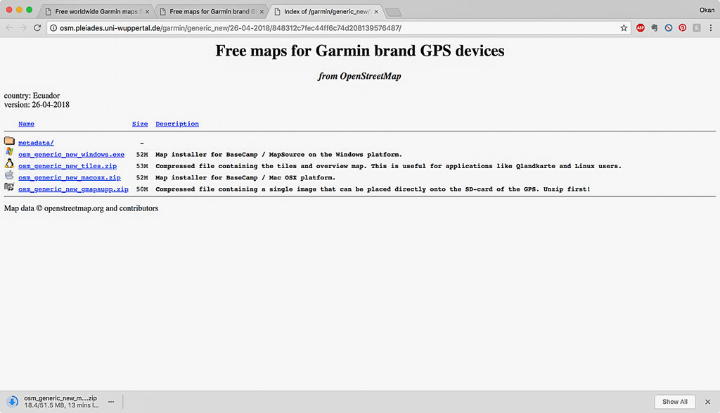 How to load Open Street Maps on Garmin GPS Units | Driven To Wander