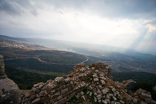 nimrod hazafon israel nimrodburg