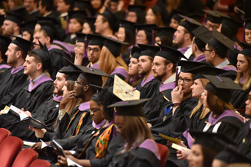 2018 Taubman College Commencement Ceremony