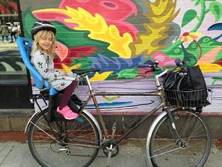Lily's favorite bike