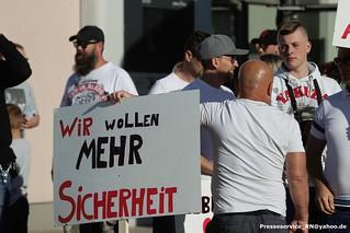 2018.05.04 Brandenburg an der Havel, Mahnwache gegen Gewalt (5)