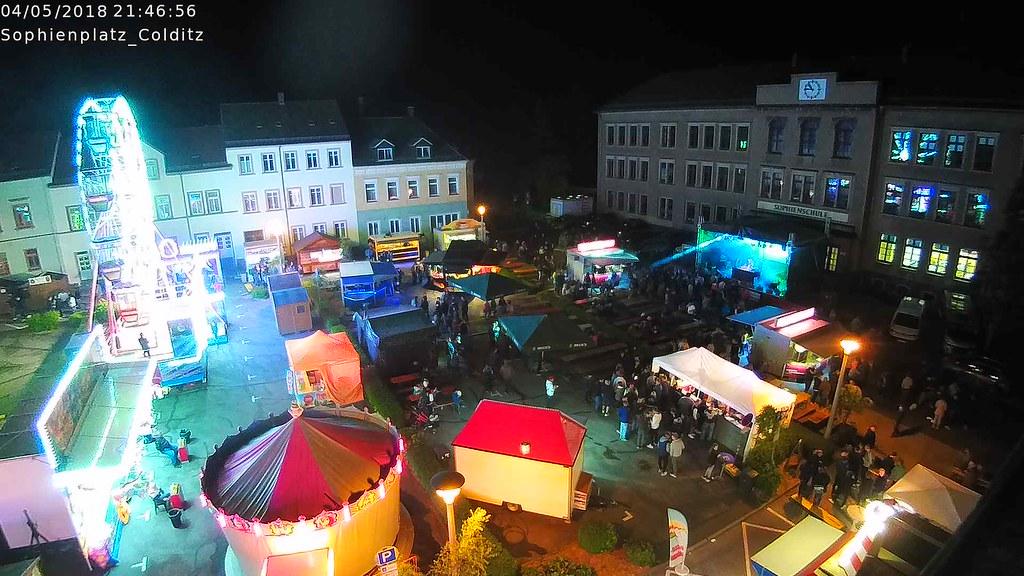 Colditzer Birkenfest Freitag 2018