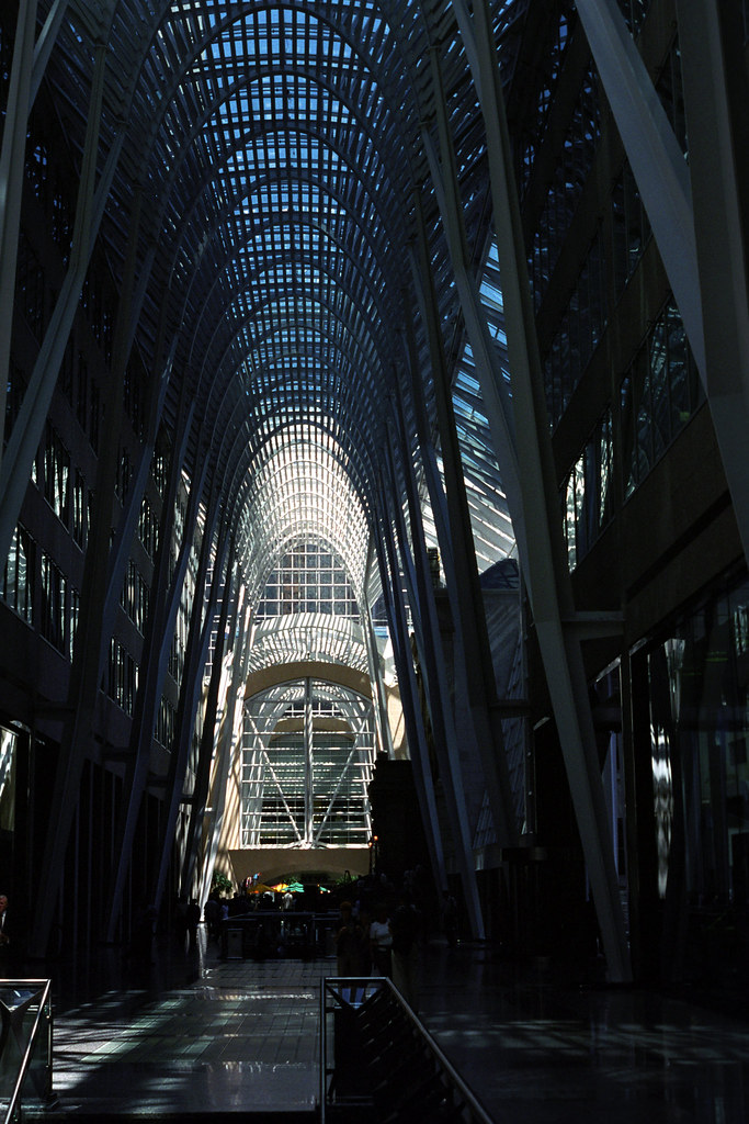 Arcade Arches in BCE Place (now Brookfield Place) | Arches l… | Flickr
