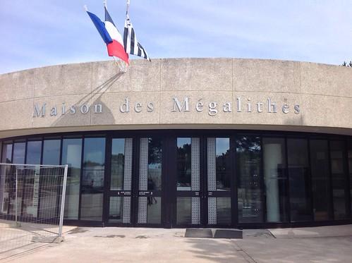 Maison des mégalithes / Carnac