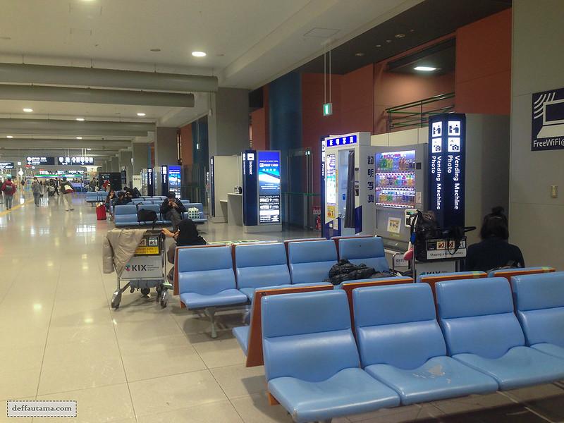 9 Hari Babymoon ke Jepang - Menginap di KIX
