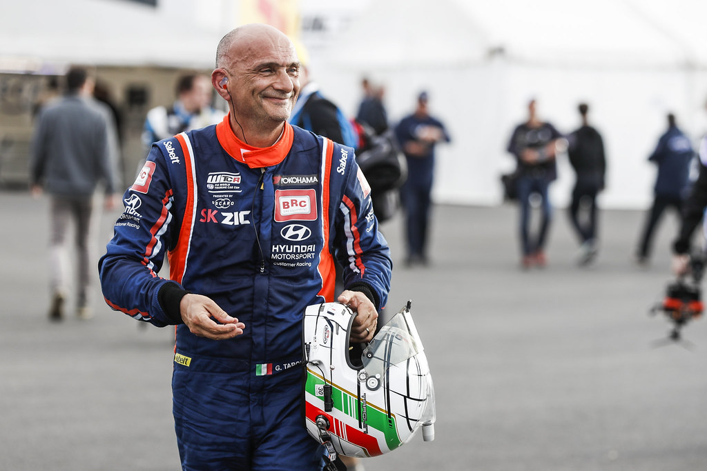 TARQUINI Gabriele (ITA), BRC Racing Team, Hyundai i30 N TCR, portrait during the 2018 FIA WTCR World Touring Car cup of Nurburgring, Nordschleife, Germany from May 10 to 12 - Photo Florent Gooden / DPPI