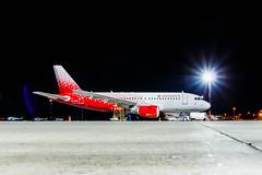 Rossiya A319