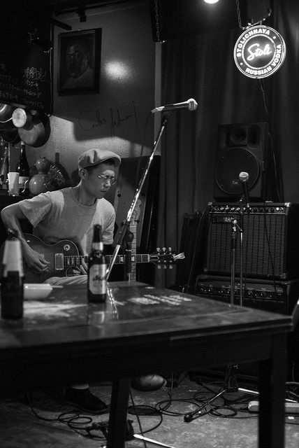 T.G.I.F. blues session at Terraplane, Tokyo, 11 May 2018 -00217