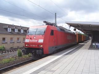 Railion 152 022