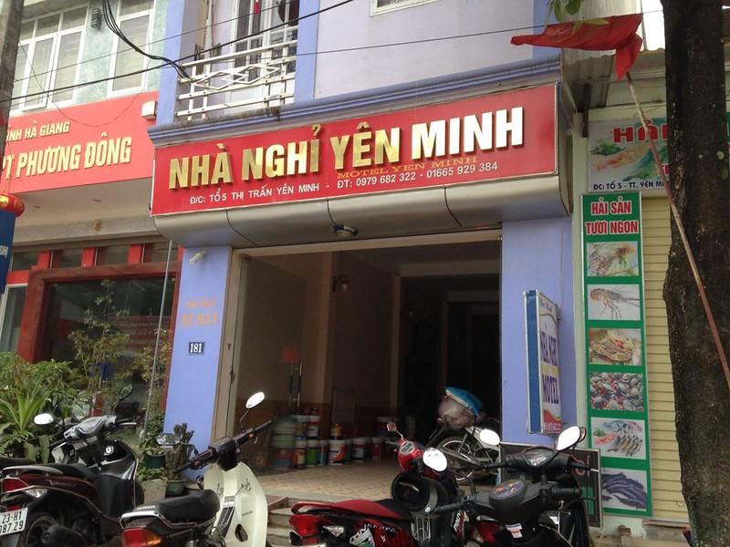 NHA NGHI YEN MINH