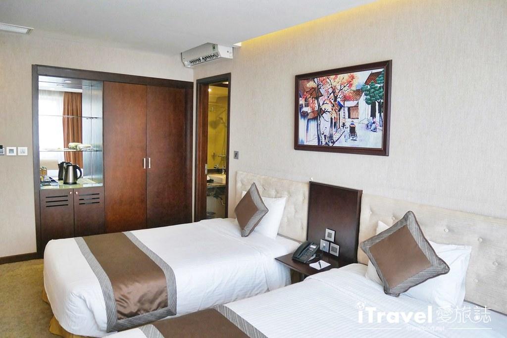 越南孟清河内中心酒店 (19)