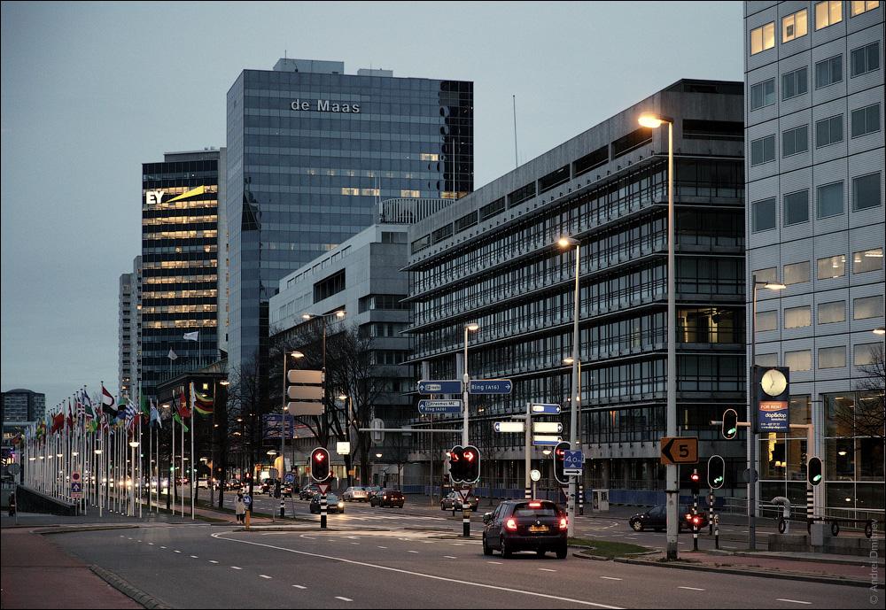 Роттердам, Голландия