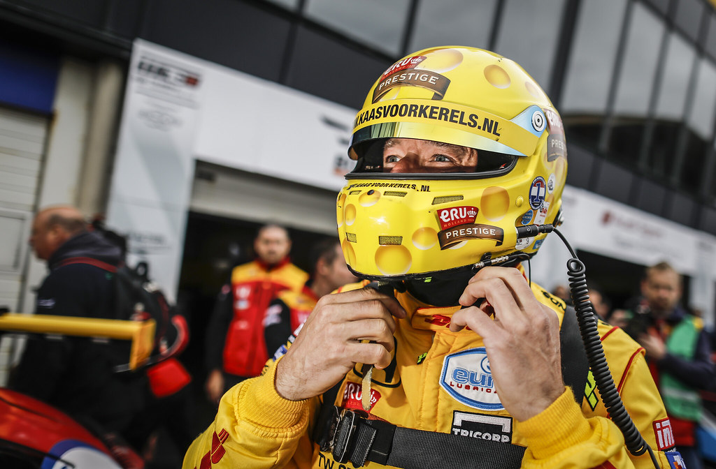 CORONEL Tom (NLD), Boutsen Ginion Racing, Honda Civic TCR, portrait during the 2018 FIA WTCR World Touring Car cup of Zandvoort, Netherlands from May 19 to 21 - Photo Francois Flamand / DPPI