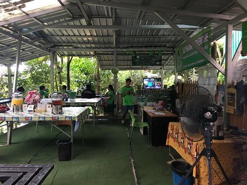 サムイ島 ジップライン体験 スカイホークアドベンチャー