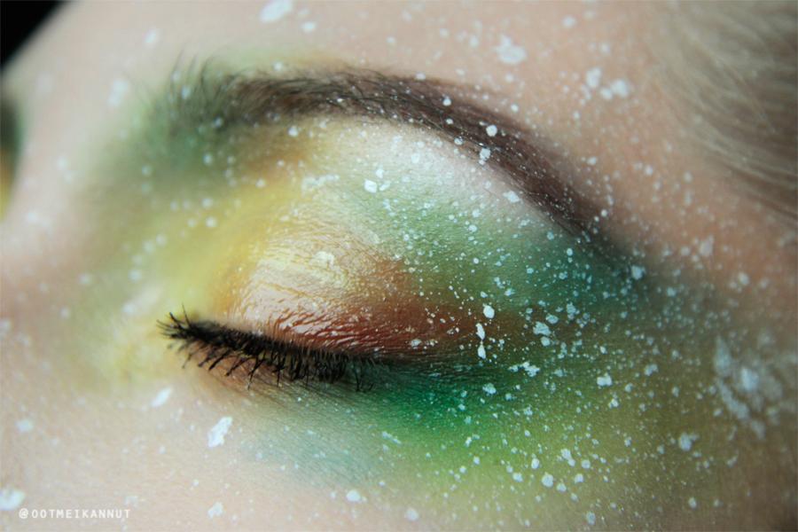 fruit makeup