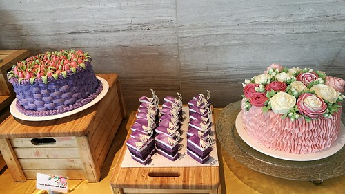Celebrate Mother's Day 2018 at Misto & Seda Abreeza Hotel - dessert spread cakes IMG_20180503_125028