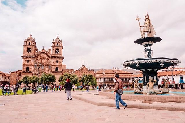 Things to do in Cusco | Plaza de Armas