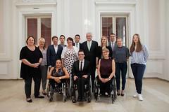 Kretschmann empfängt Olympioniken und Paralympioniken