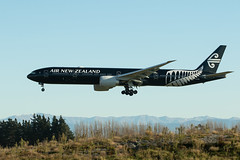 Aviation: Air NZ Black
